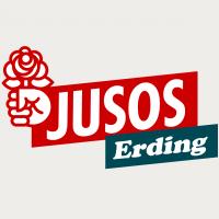 Logo der Jusos Erding