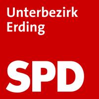 Logo des SPD-Unterbezirks Erding